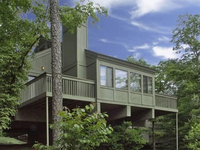 Petit Crest Villa — 2BR with Loft - Big Canoe - Villa