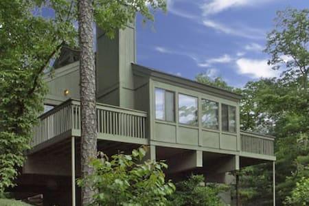 Petit Crest Villa — 2BR with Loft - Big Canoe - 別荘