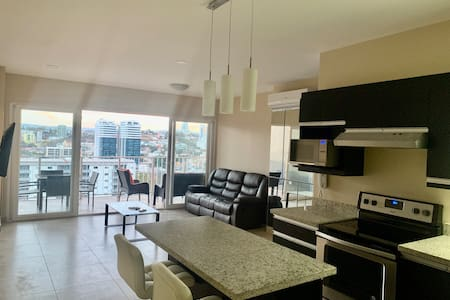 🌆 Modern & Luxurious 2 BedRoom Apt Wonderful View
