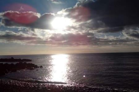 Casa en primera linea de mar - Santa Creu de Tenerife - Apartament