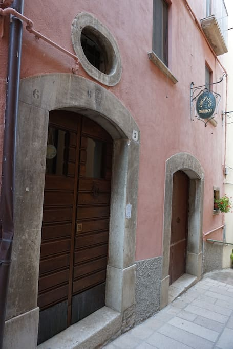 esterno PROFUMO D'ANTICO