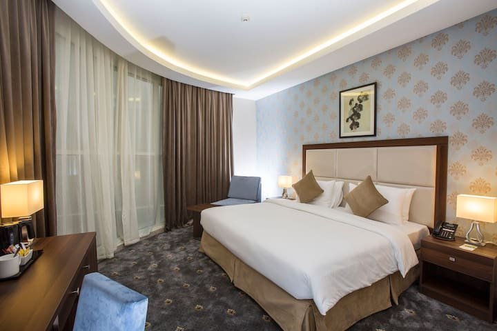 The Town Hotel Qatar Superior Room Double