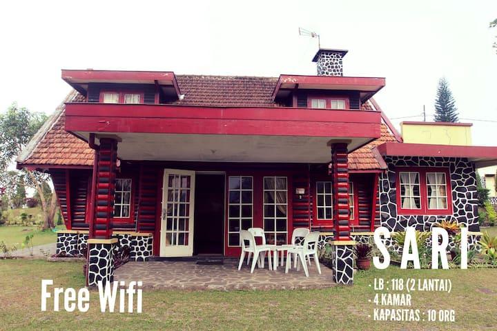 Villa de Nusa SARI