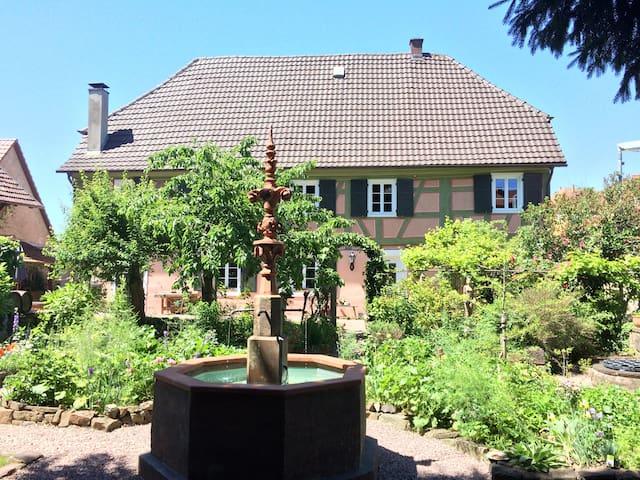 Historische Ferienwohnung Nähe Europapark