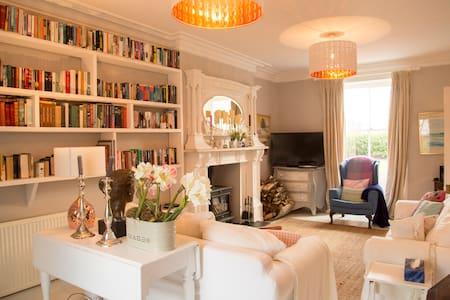 Bron Menai Penthouse suite - Dwyran - Haus