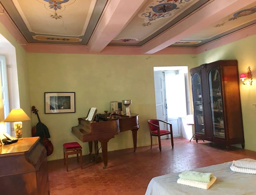chambre 1 ( lit 160 )