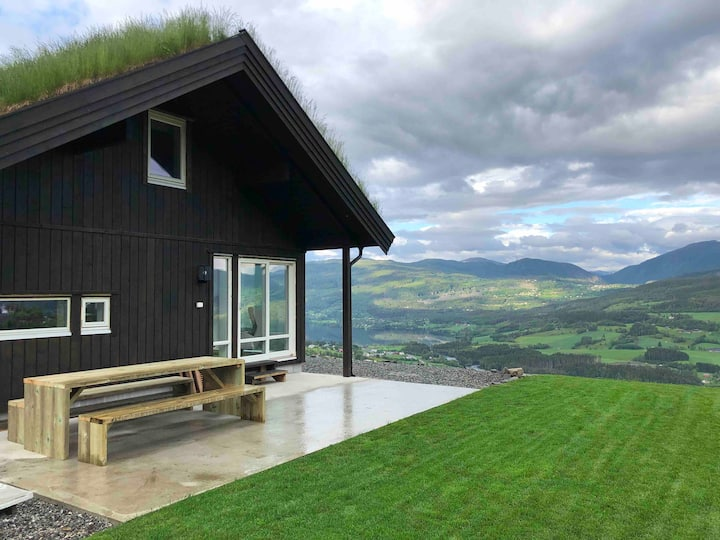 Voss cabin 18 -  new with panoramic view