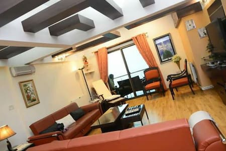 Luxurious 4bed Serviced Apartment - Murree - Apartment