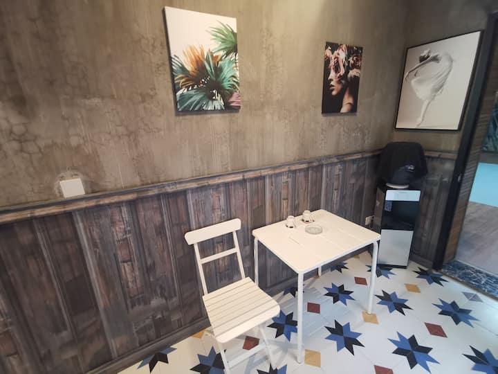 卢加诺·别墅|花果园·森林里|温馨大床房