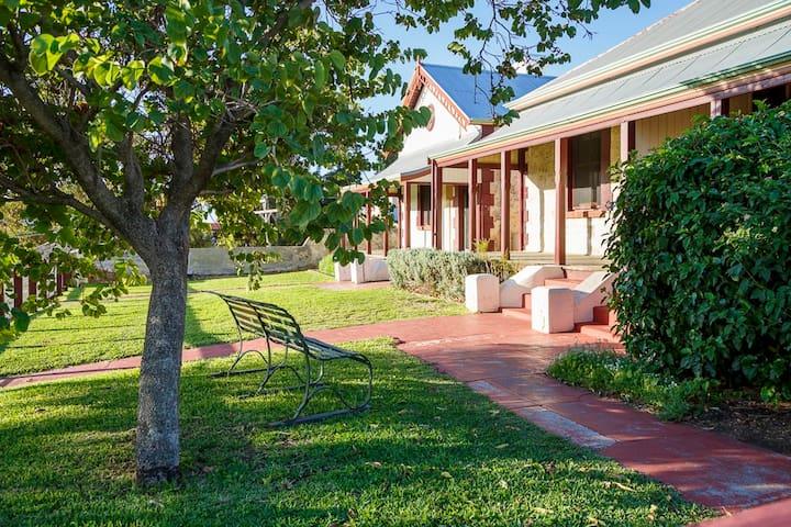 Historic Fremantle Colonial Cottages