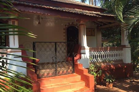 4 BHK Heritage Portuguese Villa in Aldona Goa - Aldona