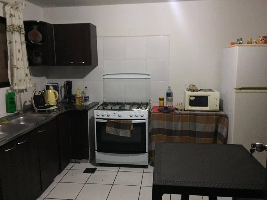 Cocina -Kitchen