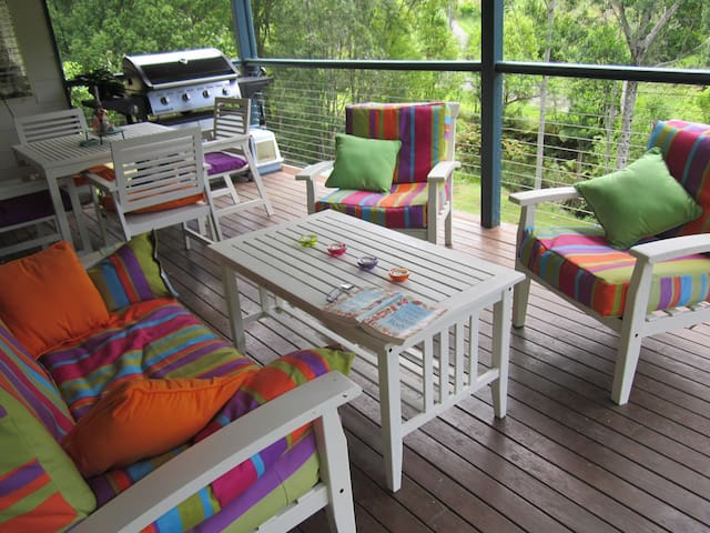 Gold Coast hide-away - Currumbin Valley - Apartment