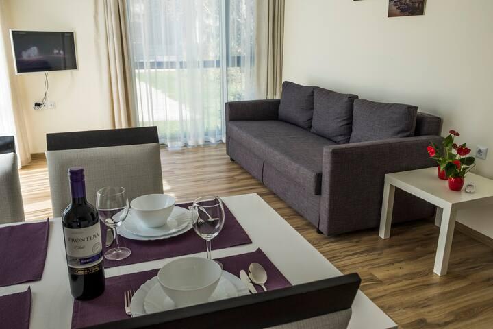 Apartment Soleil