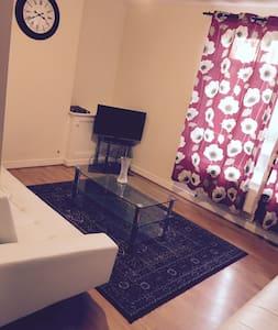 Two Bedroom Apartment Near Manchester City Centre - Manchester - Lägenhet