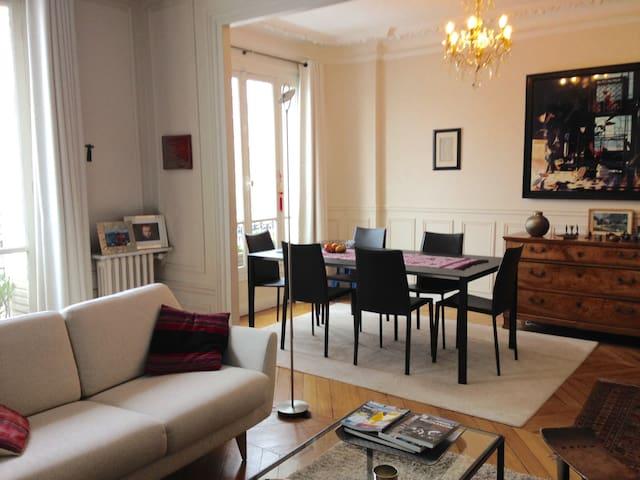 ★ Charming Hausmannian apartment - Paris
