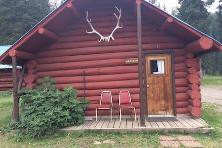 Big Bear Lodge Cabin #1