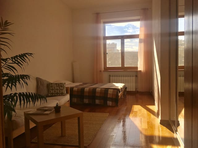 Lovely bright room in Kyiv centre - Київ