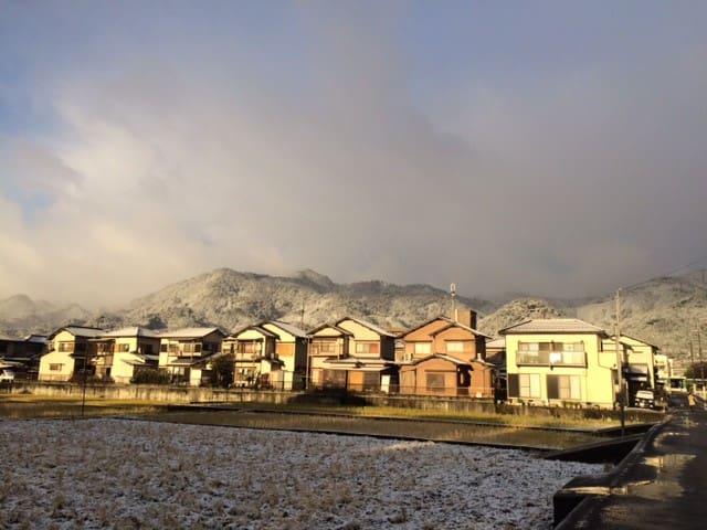 《湖光山色》ー 乘电车17分钟到京都车站(JR) - Ōtsu-shi - House