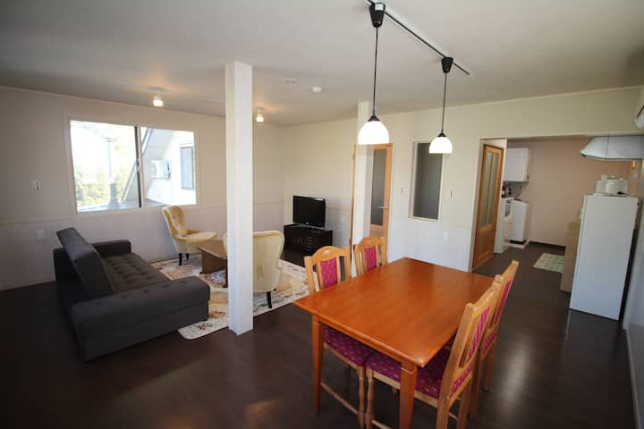 Bears House Condominium with 40 ㎡ living dining