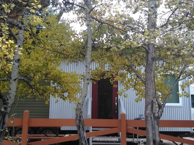 Modern Tiny Home in heart of Manitou Springs CO