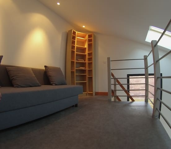 Jouy en Josas - Brand new with 2 rooms, very quiet - Jouy-en-Josas - Apartment
