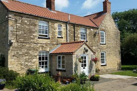 Dunston Pillar Farm. - Lincolnshire