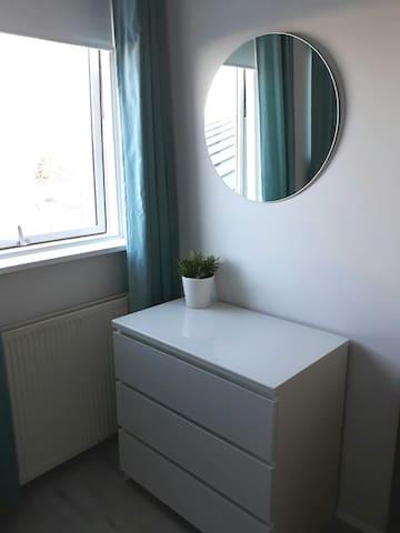 Post-Plaza Double Deluxe Room