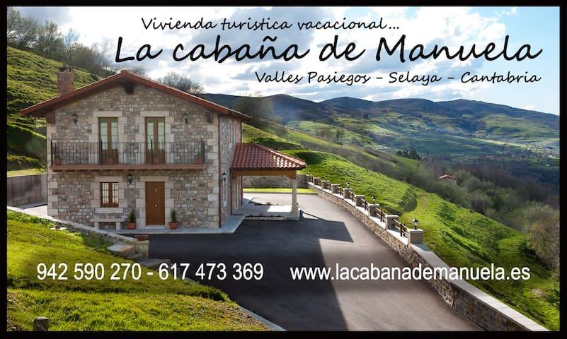 La Cabaña de Manuela - Selaya - Haus