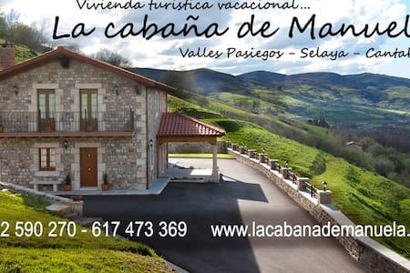 La Cabaña de Manuela - Selaya - Ev