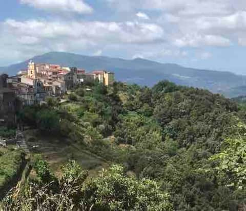 CASA NATALINA charming stay in the Cilento Park