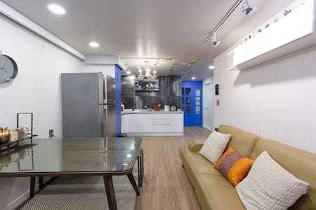 Snu house-private rm for 1person - 서울특별시