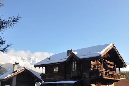 Luxus Chalet Heimatliebe Tirol - Ladis