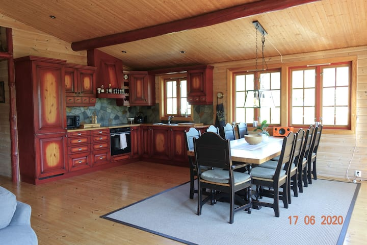 Beautiful Norwegian cabin in Trøndelag!