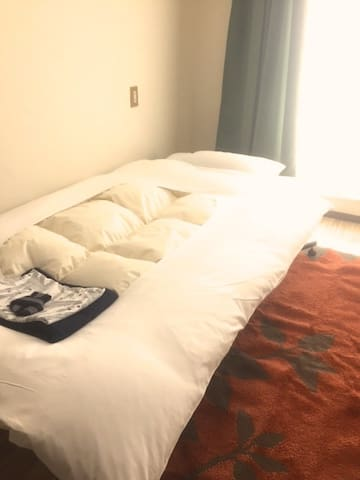 Twin/Single room in Hikone - 彦根市  - Daire