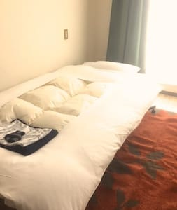 Twin/Single room in Hikone - 彦根市  - Apartmen