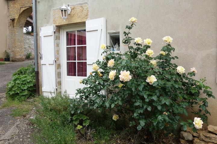 Petite maison de Village de la côte Chalonnaise