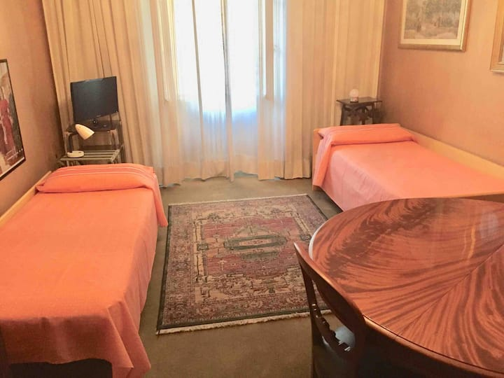 central termini station double room