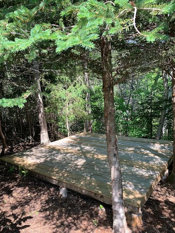 Cabot Trail Adventure Camping
