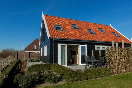 Luxurious Holiday Home in Oostkapelle with Garden