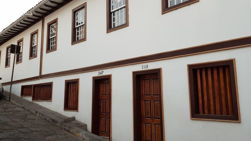 Suíte Especial Casa da Ópera Centro histórico