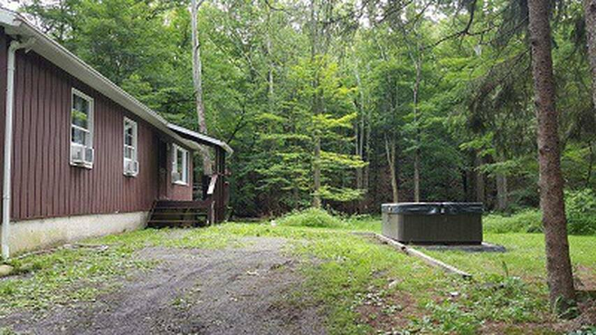 Paradise on Hurricane Creek - Stroudsburg  - Rumah