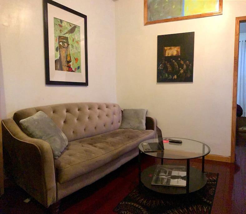 Comfortable living room :)