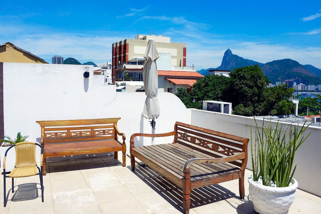 Amazing RoofTop. Redentor View