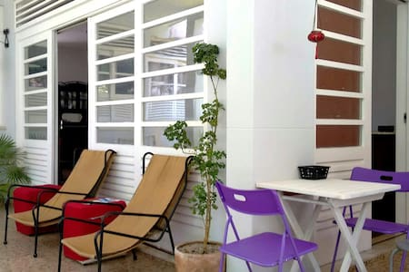Quarto com banheiro privativo - Сальвадор - Дом