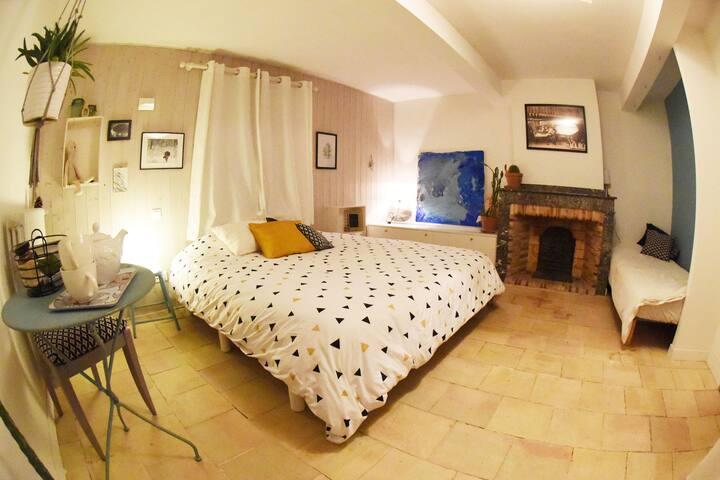 Chez Perrine proche du parc Foucaud à Gaillac