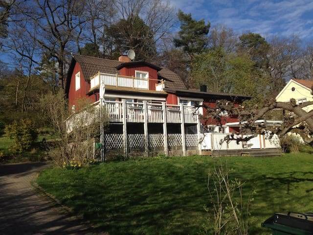 Separat lägenhet i hus i Bromma - Estocolmo - Apartamento