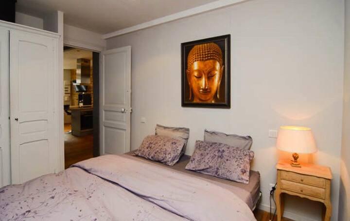 Appartement Romance, A 100 m de la Ria d'Étél