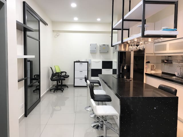 Puchong homestay sweet home - Puchong - Serviced apartment