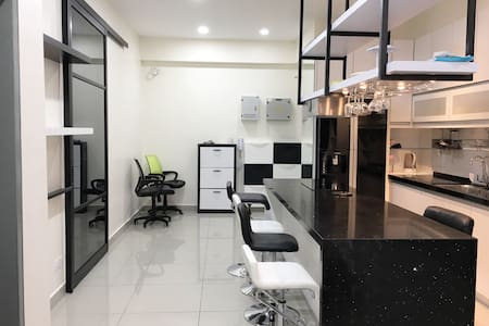 Puchong homestay sweet home - Puchong - Mobilyalı daire